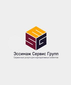 Логотип для компании сервисных услуг